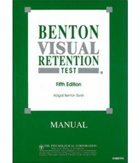 Benton Visual Retention Test – Fifth Edition