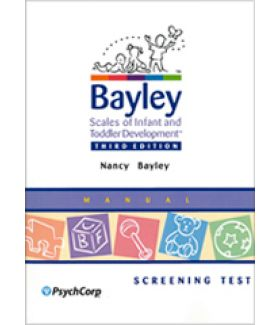 Bayley-III Screening Test
